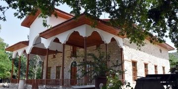 Stratonikeia Antik Kentindeki Şaban Ağa Camisi ibadete hazır