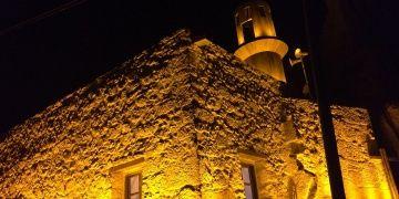 Karadan ulaşılamayan Kaleköy camii restore edildi