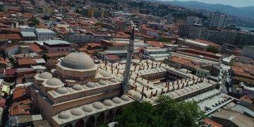 İzmirdeki 4 asırlık Hisar Camisi depreme karşı güçlendirilecek