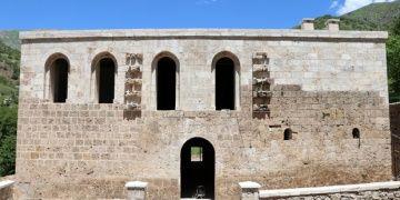 Kayme Sarayı restorasyonunun ilk etabı tamamlandı