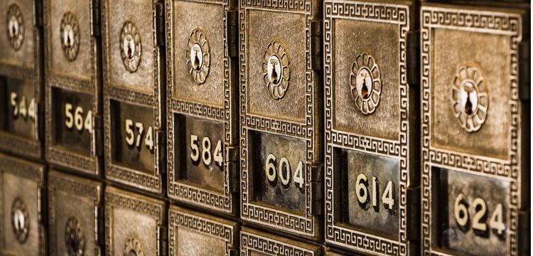 Tarihi eser kaçakçıları özel banka kasaları kullanıyormuş