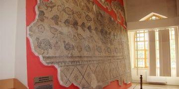 Gürün Tepecik Mozaiği Sivasta ilk ve tek örnek