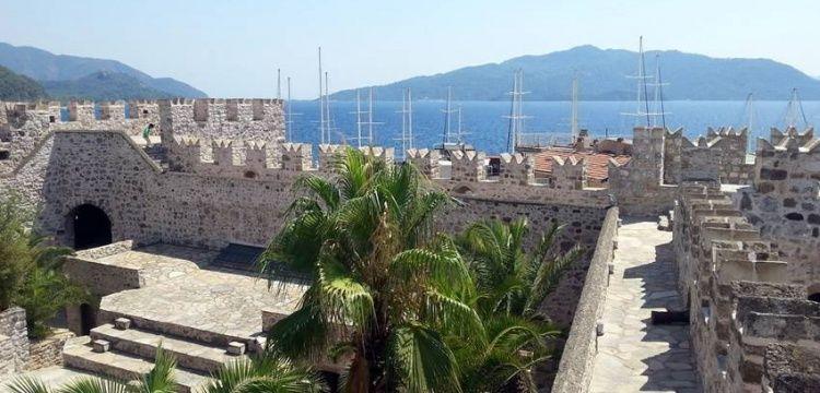 Marmaris'in kale müzesi en fazla gelir getiren müzeler arasında