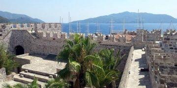 Marmarisin kale müzesi en fazla gelir getiren müzeler arasında