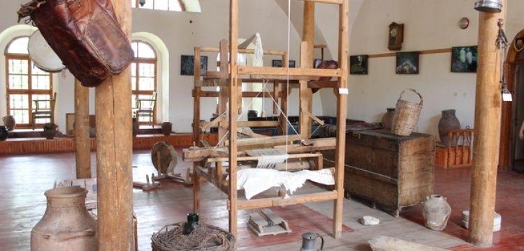 Kemaliye'nin geçmişi Etnografya Müzesinde yaşıyor