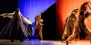 Kadeş dans gösterisi Fransada sergilendi