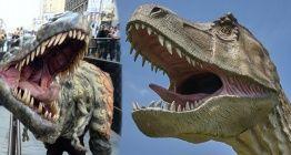 Dinozorların dilleri Jurassic Parktaki gibi uzayamıyordu
