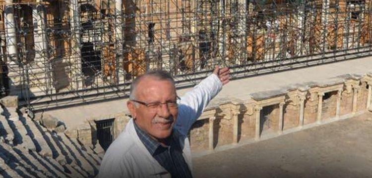 Arkeolog Haşim Yıldız Denizli'de toprağa verildi