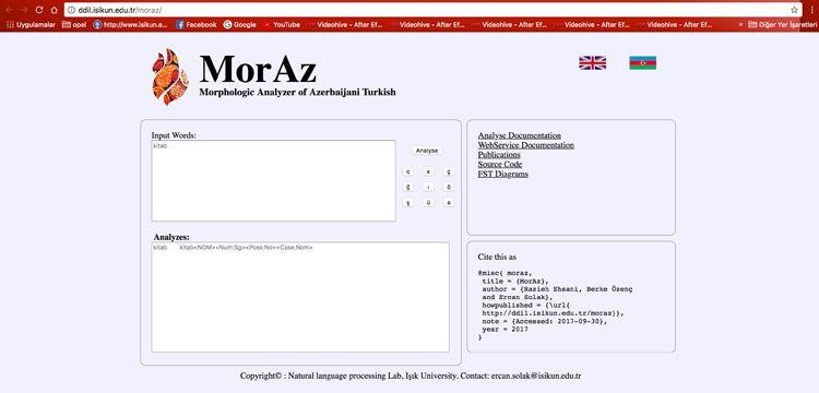 MorAz sayesinde Türk Dilleri yapay zekada daha iyi anlaşılacak