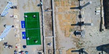 Antalya Open turnuvası Perge antik kentinde başladı