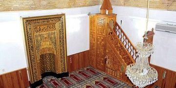 Beyhekim mescidi mihrabı için Almanyaya arkeolojik gözdağı