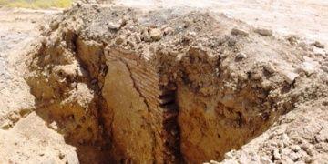 İranda 7 bin yıllık antik site keşfedildi