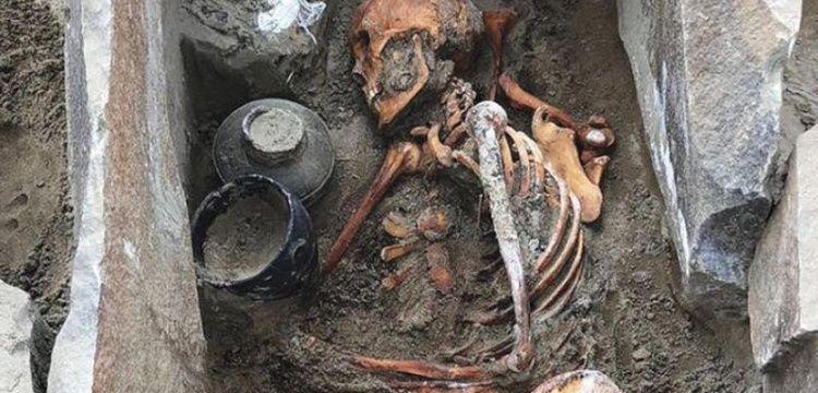 Rusya'da Büyük Hun İmparatorluğuna ait mumya bulundu