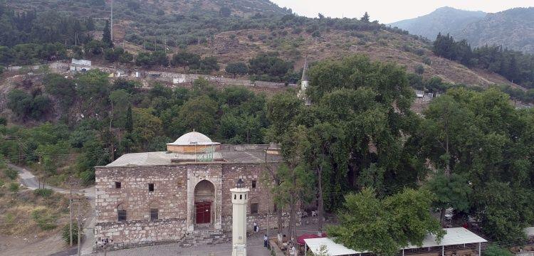Manisa'daki Ulu Cami için cankurtaran restorasyon