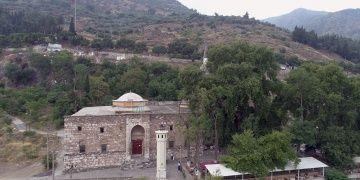 Manisadaki Ulu Cami için cankurtaran restorasyon