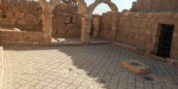 Arkeologlar Hallabat Kasrı cinayetlerini çözmeye çalışıyor