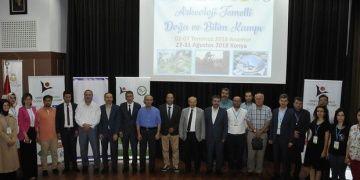 SÜ ve TÜBİTAKın Arkeoloji Temelli Doğa ve Bilim Kampı projesi tanıtıldı
