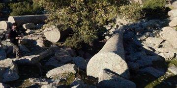 Reha Erus: Yahyaçavuştaki dev antik sütunlara sahip çıkalım
