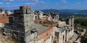 Sagalassos antik kenti aşıkları ve turistleri bekliyor
