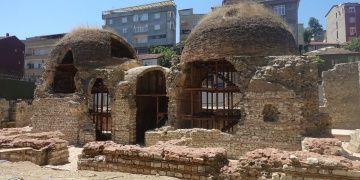 440 yıllık Okmeydanı Baruthanesinin restorasyonuna başlandı