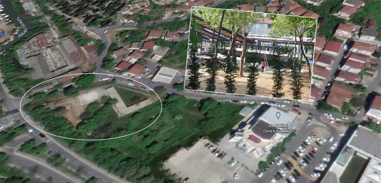 Beykoz'da sit alanındaki inşaatın kaçak olduğu iddia ediliyor