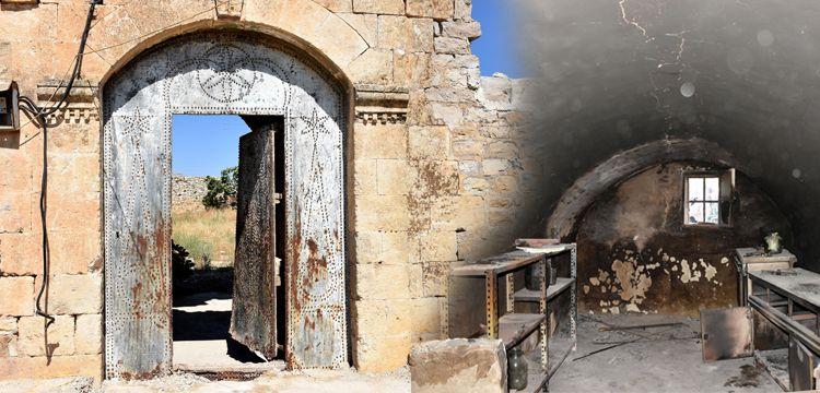 Atatürk'ün Afrin'deki karargahı restore edilip müzeye dönüştürülecek