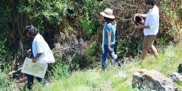Megan Fox Troya Savaşı belgeseli için Çanakkalede