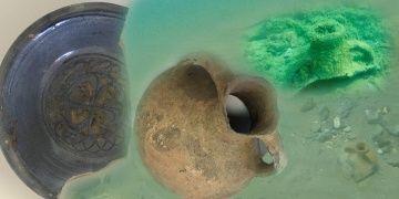 Sicilya sahillerinde Bizans devrine ait yeni kalıntılar bulundu