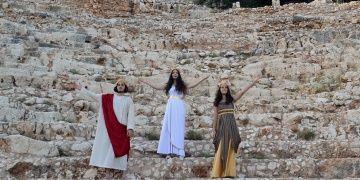 Ayaş Antik Tiyatro Festivali, sanata, tarihe ve tatile çağırıyor