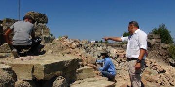 Tieion Antik Kentinde 2018 yılı arkeoloji kazıları başladı