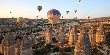 Dokuz ilde daha turistik balon taşımacılığı yapılacak