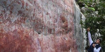 20 bin yıllık petroglifler UNESCO Dünya Miras Listesinde