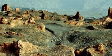 Çinli arkeologlar İpek Yolunun kayıp şehrini jeolojik yöntemle buldu