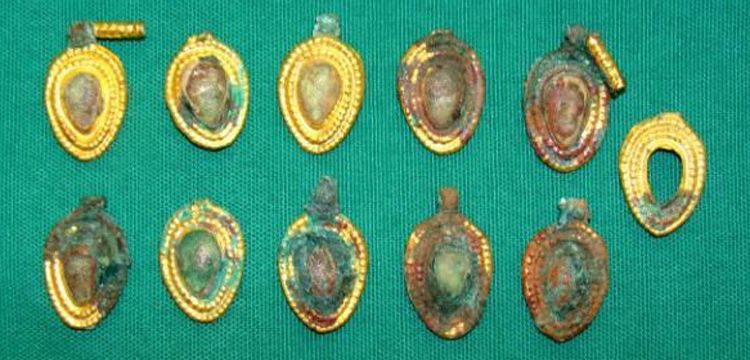 Azerbaycan'da 4-5 bin yıllık mücevherler bulundu