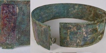Patnostaki operasyonda 2700 yıllık Urartu savaş kemeri yakalandı