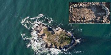 Bulgaristanın St.Thomas Adasında Trak yerleşimi keşfedildi