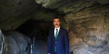 Turizme açılan İncirliin Mağarasında arkeoloji kazıları sürüyor