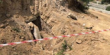 Taş sandık mezarın bulunduğu alan nekropol olabilir