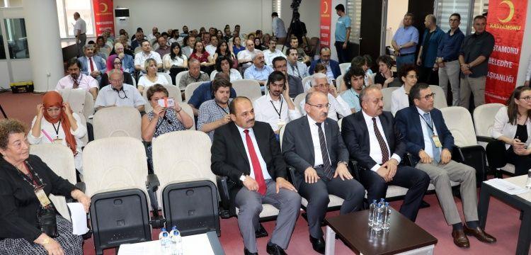 ICOMOS, Kastamonu'da Anti Sismik Yerel Miras'ı anlattı