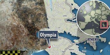 Homerosun Odyssey destanı yazılı 1800 yıllık tablet bulundu