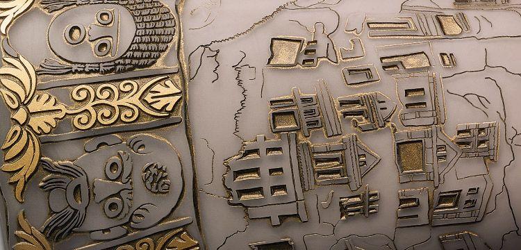 Paşabahçe, Camda Dünya Mirası serisine Likya mofiflerini ekledi