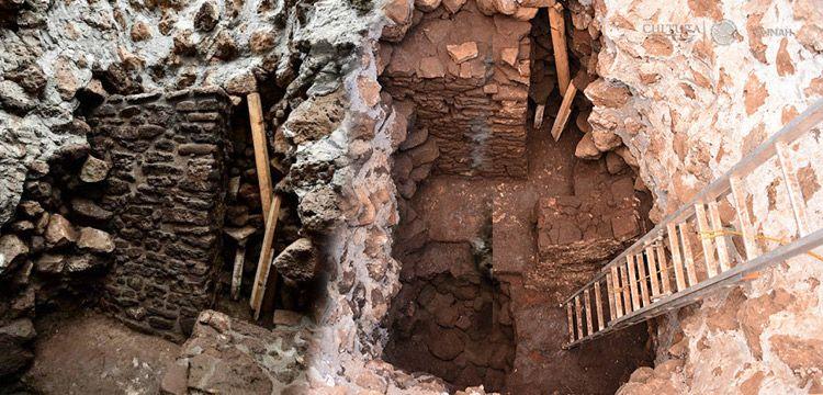 Meksika'da deprem antik tapınağı ortaya çıkardı
