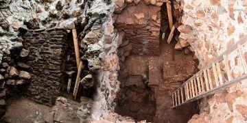 Meksikada deprem antik tapınağı ortaya çıkardı