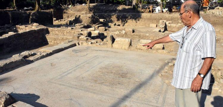 Arkeologlar Bodrum'da antik balıkçı evleri ve mezarlar buldu