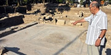 Arkeologlar Bodrumda antik balıkçı evleri ve mezarlar buldu