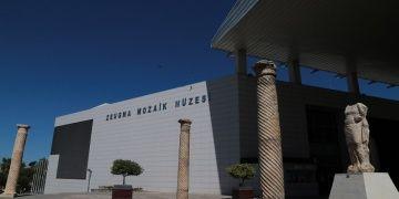 Zeugma Mozaik Müzesinin ziyaretçisi artıyor