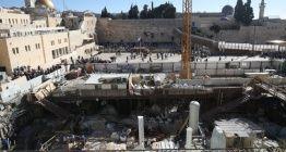 Mescid-i Aksanın altındaki arkeoloji kazıları endişelendiriyor
