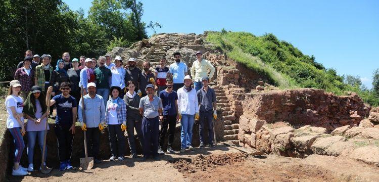 Kurul Kalesi arkeoloji kazıları 15 yıl daha sürecek