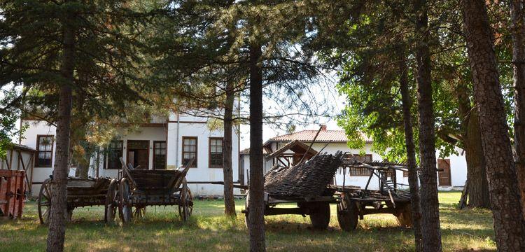 Çorum'da Kırsal Yaşam ve Tarım Müzesi kurulacak
