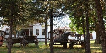 Çorumda Kırsal Yaşam ve Tarım Müzesi kurulacak